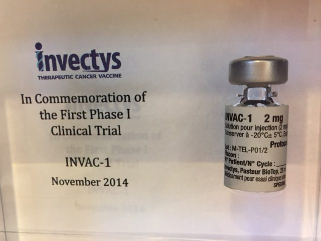 Invectys' pipeline - Invectys